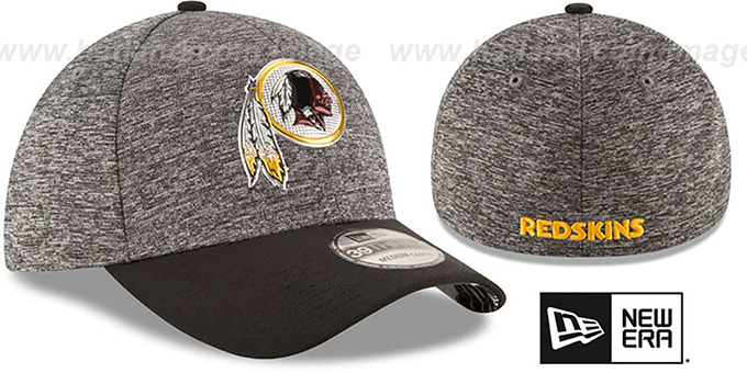 Redskins '2016 MONOCHROME NFL DRAFT FLEX' Hat by New Era