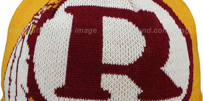 Redskins Throwback Logo