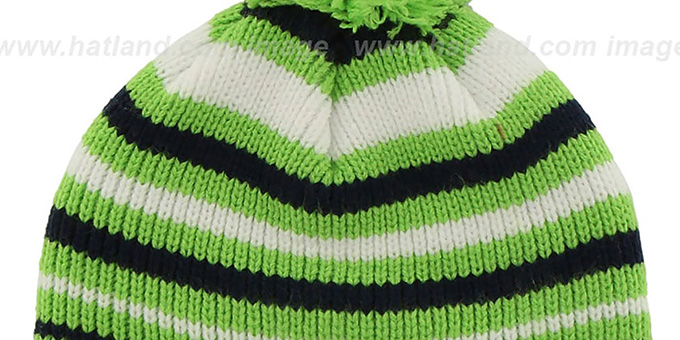Seattle Seahawks NFL INCLINE Knit Beanie Hat by 47 Brand 9db2ce03b