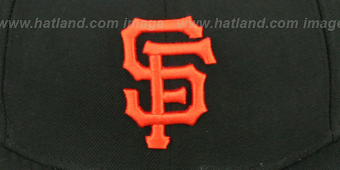 SF Giants 1984 'SIDE ALL-STAR-PATCH' Fitted Hat by New Era