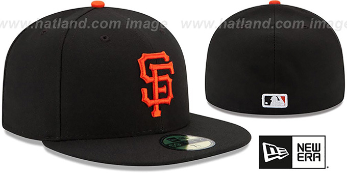 SF Giants 'AC-ONFIELD GAME' Hat by New Era