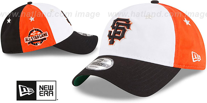 SF Giants '2018 MLB ALL-STAR GAME STRAPBACK' Hat by New Era