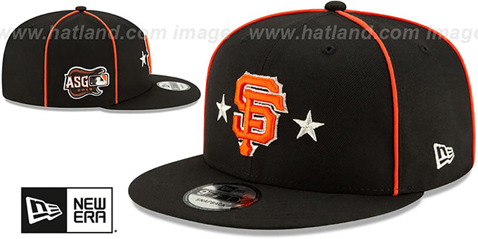 SF Giants '2019 MLB ALL-STAR GAME SNAPBACK' Hat by New Era