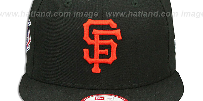 SF Giants 'LEAGUE REPLICA GAME SNAPBACK' Hat by New Era