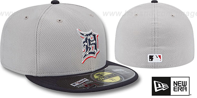 Tigers 2013 'JULY 4TH STARS N STRIPES' Hat by New Era