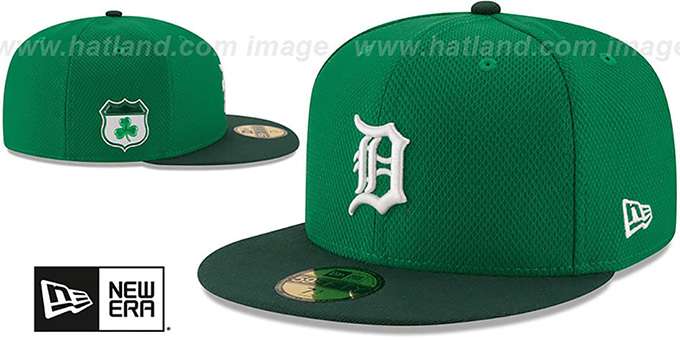Tigers 2017 'ST PATRICKS DAY' Hat by New Era