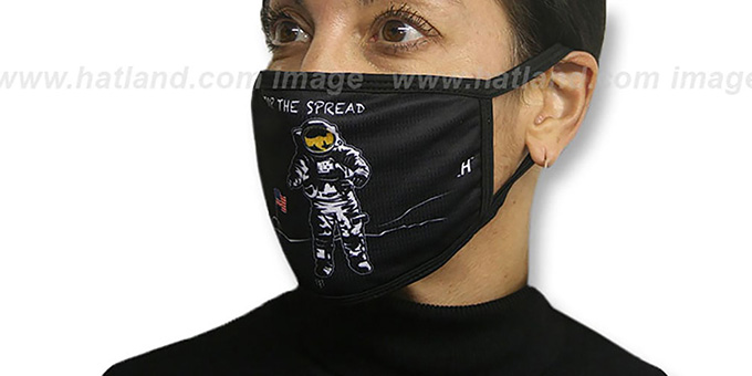 USA MOONMAN Washable Fashion Mask by Hatland.com