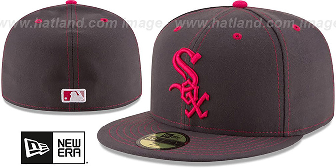 White Sox 'MOTHERS DAY' Fitted Hat by New Era