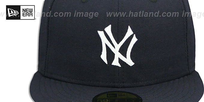 Yankees '1910 COOPERSTOWN' Fitted Hat by New Era