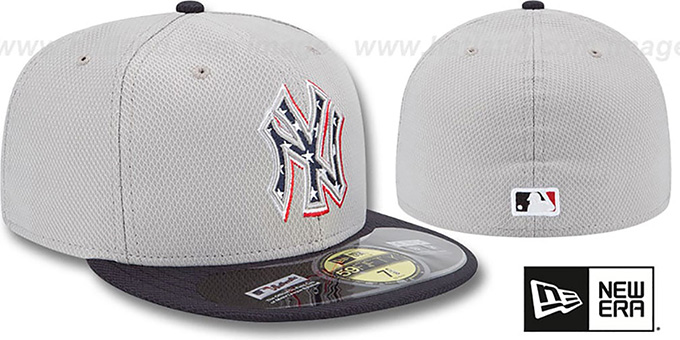 248bb9f1334 ... Yankees 2013  JULY 4TH STARS N STRIPES  Hat by New Era ...
