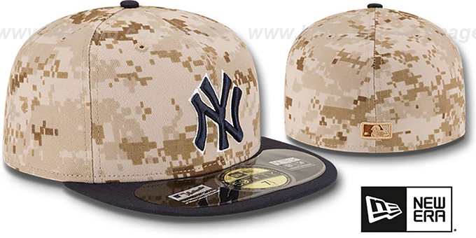 47c6963ac64 ... coupon code for new york yankees mens new era 2016 memorial day digital  camo low crown