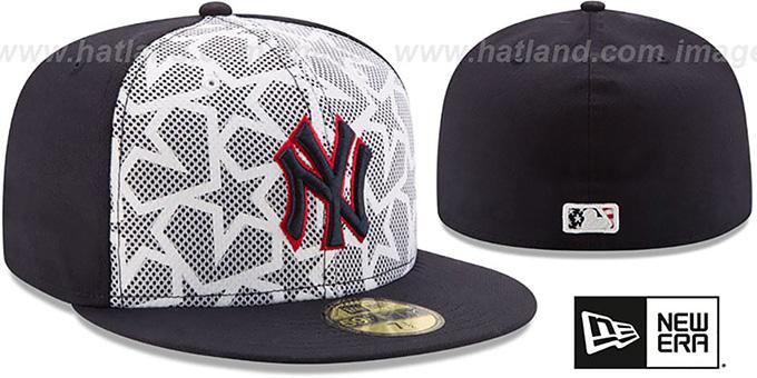 5fdfa1a582e12 ... Yankees  2016 JULY 4TH STARS N STRIPES  Fitted Hat by New Era ...