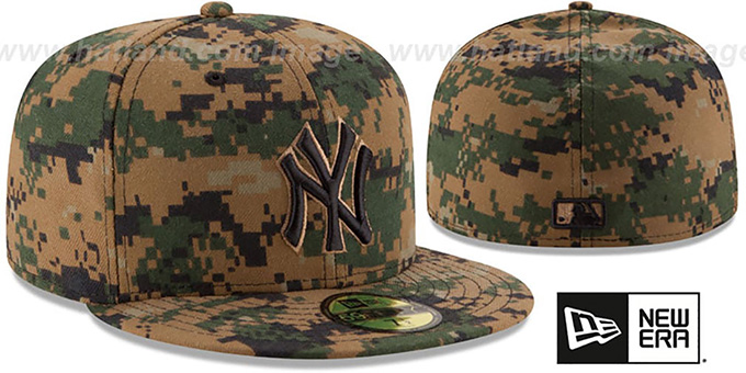 Yankees 2016 MEMORIAL DAY 'STARS N STRIPES' Hat by New Era