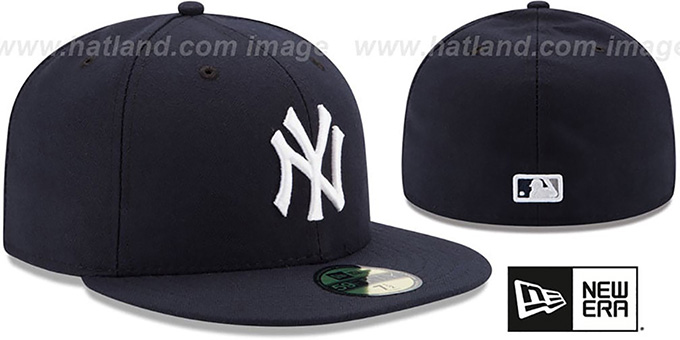 Yankees '2017 ONFIELD GAME' Hat by New Era