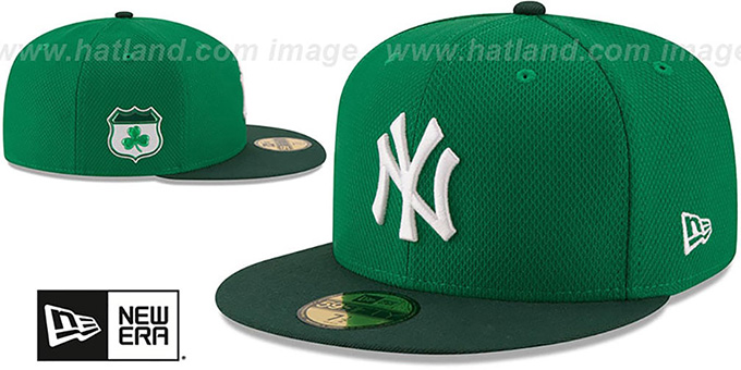Yankees '2017 ST PATRICKS DAY' Hat by New Era