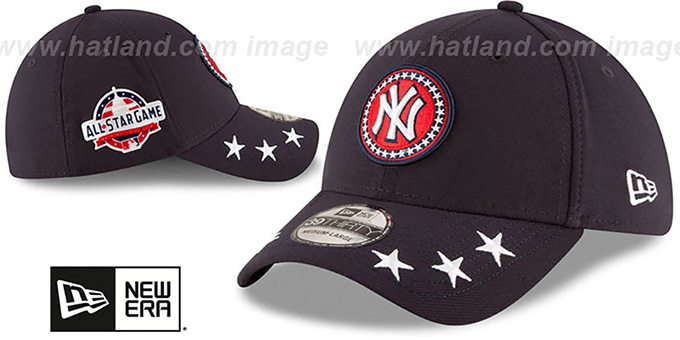 Yankees '2018 MLB ALL-STAR WORKOUT FLEX' Hat by New Era
