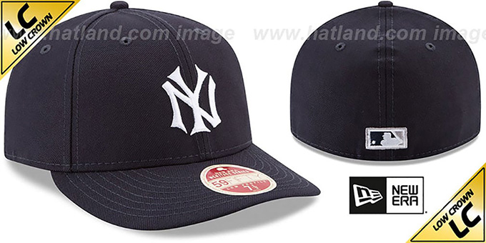 2f849b4e9b8b8 ... cheapest yankees low crown vintage fitted hat by new era 20a16 08177