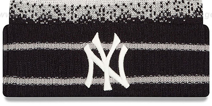 Yankees 'SPEC-BLEND' Knit Beanie Hat by New Era