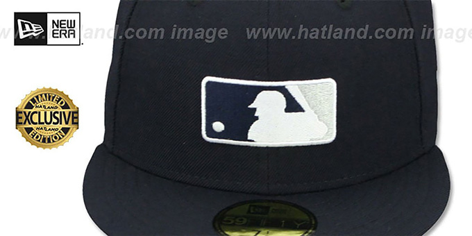d4fded869d6 ... Yankees  TEAM MLB UMPIRE  Navy Hat by New Era ...