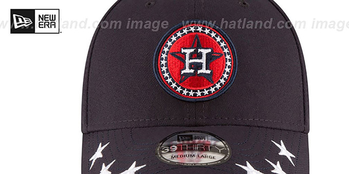 Astros '2018 MLB ALL-STAR WORKOUT FLEX' Hat by New Era