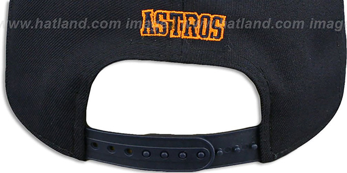 Astros 'REPLICA HOME SNAPBACK' Hat by New Era