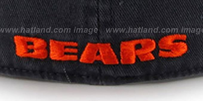 Bears 'NFL FRANCHISE' Navy Hat by 47 Brand