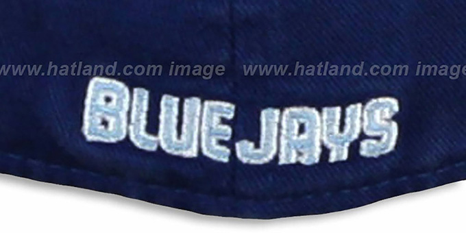 Blue Jays 1981 COOP 'MLB FRANCHISE' Royal Hat by 47 Brand