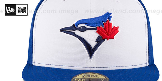 Blue Jays 'AC-ONFIELD ALTERNATE-3' Hat by New Era