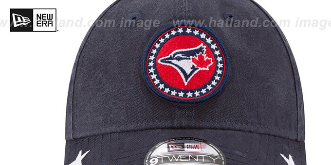 Blue Jays '2018 MLB ALL-STAR WORKOUT STRAPBACK' Hat by New Era