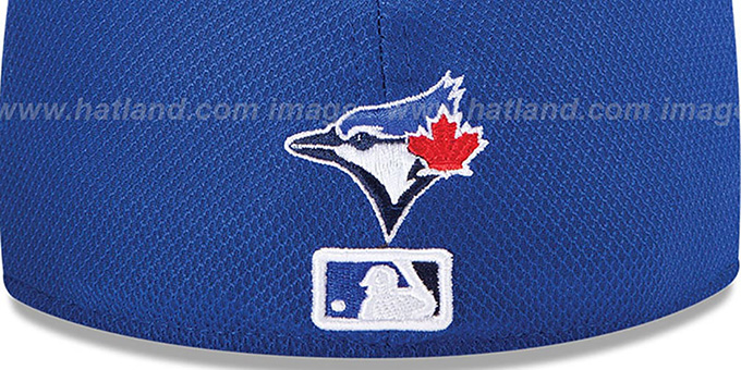 Blue Jays 'MLB DIAMOND ERA' 59FIFTY Royal BP Hat by New Era