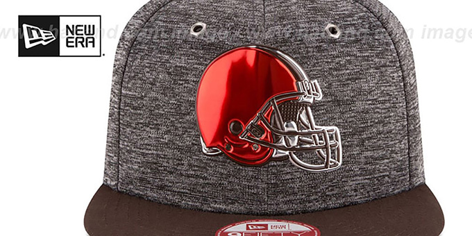 Cleveland Browns 2016 NFL DRAFT SNAPBACK Hat by New Era 03e8e76d1