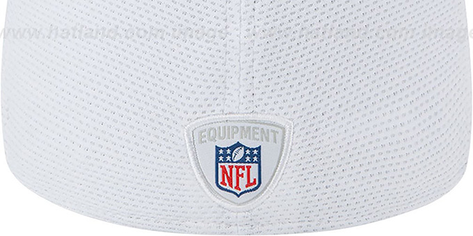 Buccaneers '2013 NFL TRAINING FLEX' White Hat by New Era