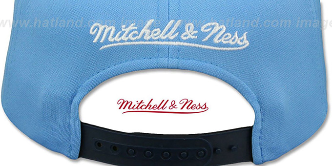 Bulls FOAM 'POWDER SNAPBACK' Hat Mitchell and Ness