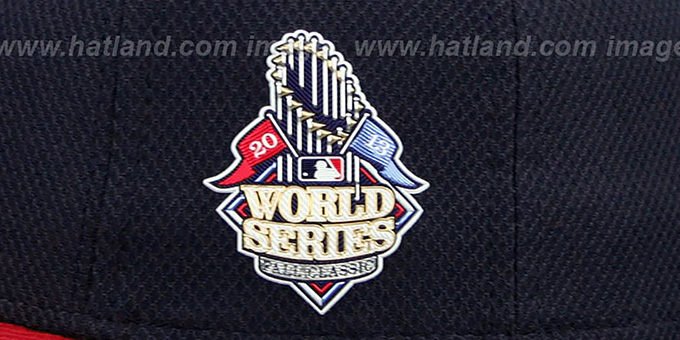 Cardinals '2013 WORLD SERIES' DIAMOND-TECH Hat by New Era