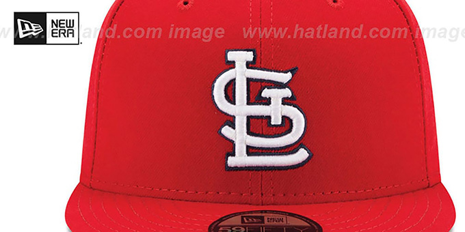 Cardinals 'AC-ONFIELD GAME' Hat by New Era