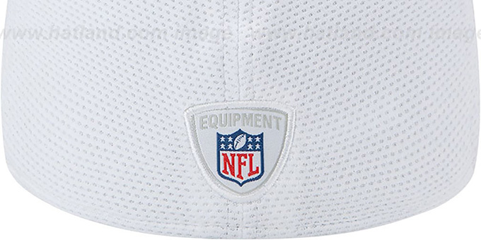 Chargers '2013 NFL TRAINING FLEX' White Hat by New Era
