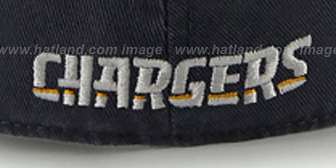 Chargers 'NFL FRANCHISE' Navy Hat by 47 Brand