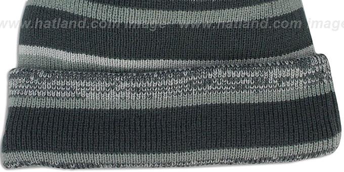 ... Chiefs  2014 STADIUM  Grey-Grey Knit Beanie Hat by New Era f50ba61da