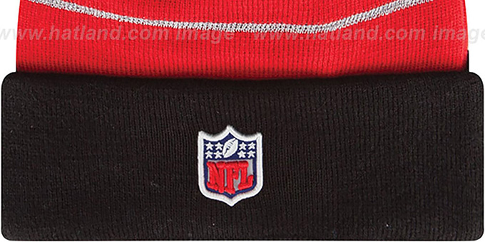 Chiefs 'THANKSGIVING DAY' Knit Beanie Hat by New Era