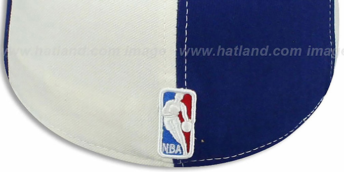 Clippers 'DOUBLE WHAMMY' Royal-White Fitted Hat