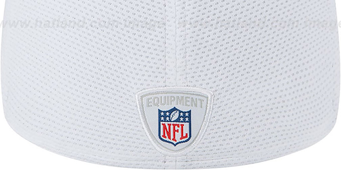 Colts '2013 NFL TRAINING FLEX' White Hat by New Era