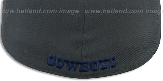 Cowboys '2014 NFL STADIUM FLEX' Graphite Hat by New Era