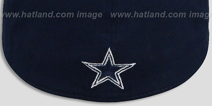 Cowboys 'CHOPPING BLOCK FLEX' Hat by New Era