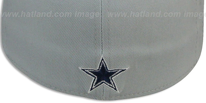 Cowboys 'TAILSWOOP FLEX' Hat by New Era