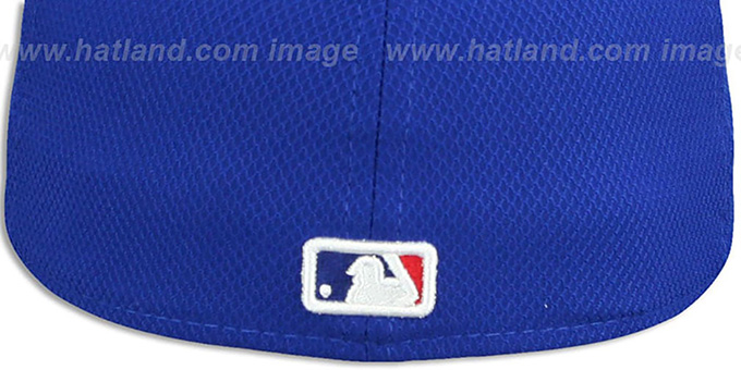 Cubs '2014 DIAMOND-TECH BP' Royal-Red Hat by New Era