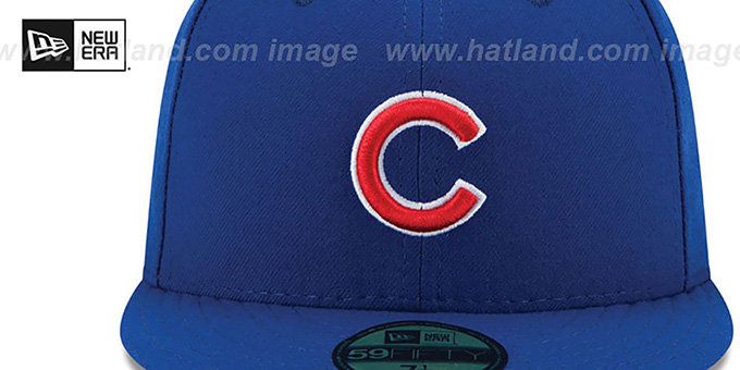Cubs 2016 'PLAYOFF GAME' Hat by New Era