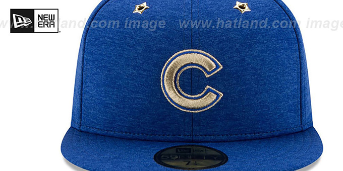Cubs '2017 MLB ALL-STAR GAME' Fitted Hat by New Era