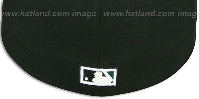 Devil Rays '2007 COOP ALTERNATE' Fitted Hat by New Era