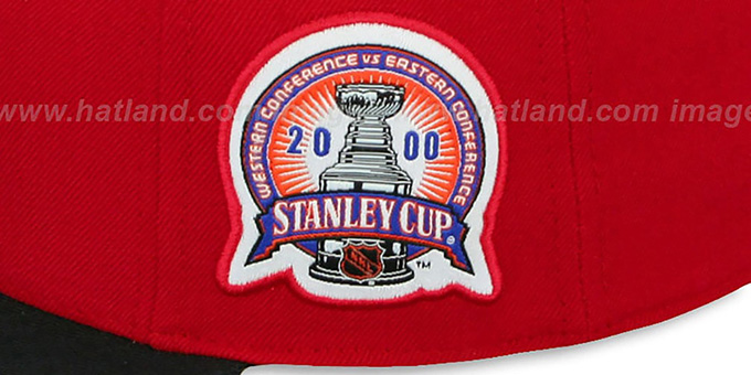 Devils 2000 'COMMEMORATIVE CHAMPS' Hat by Mitchell & Ness