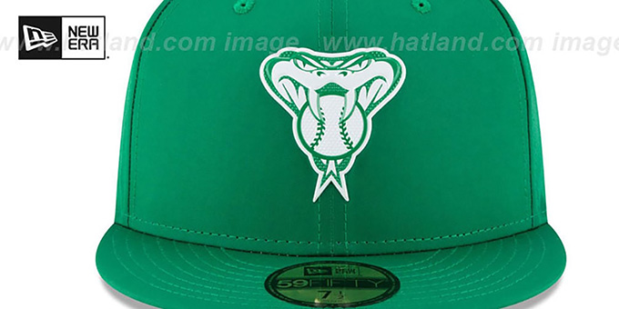 Diamondbacks '2018 ST PATRICKS DAY' Hat by New Era